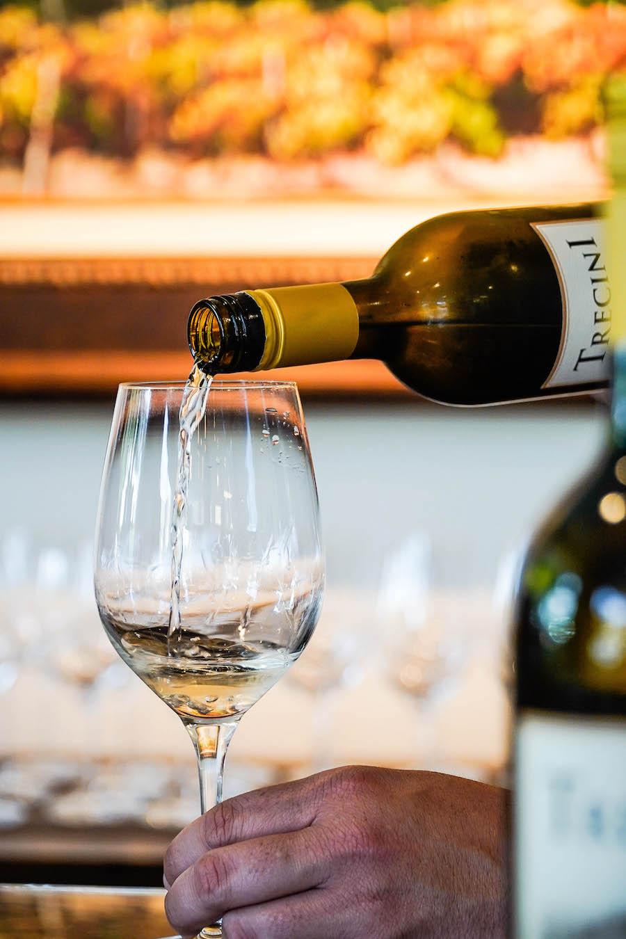 Trecini Winery Santa Rosa