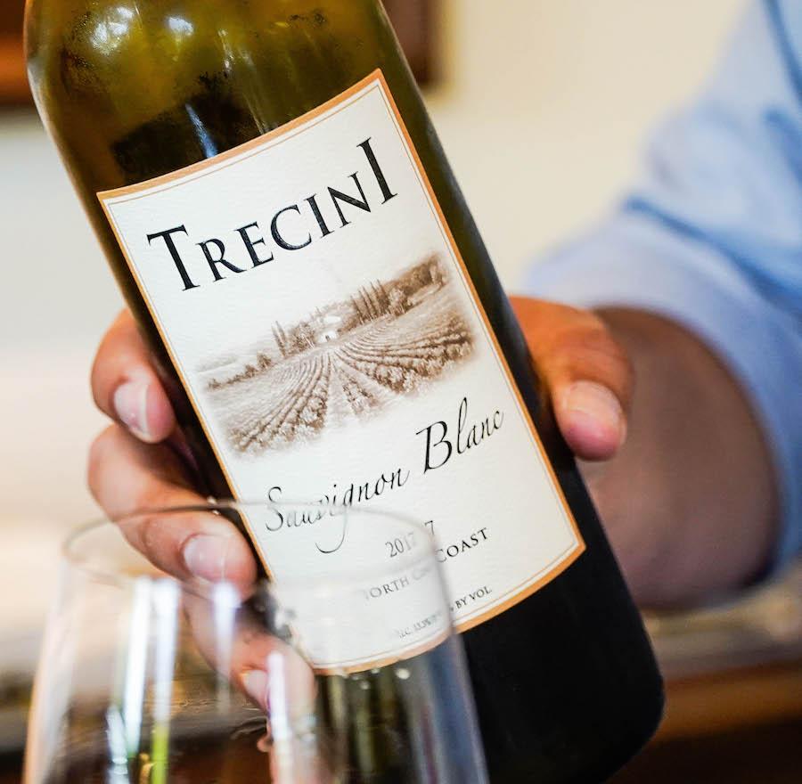 Trecini Winery Sauvignon Blanc